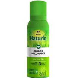 "Gardex аэрозоль-репеллент ""Naturin"" от комаров, 100 мл"