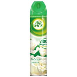 """Air Wick освежитель """"Aerosol """" Райские цветы , 240 мл"""