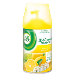 "Air Wick баллон "" FRESHMATIC"" Лимон и женьшень, 250 мл"