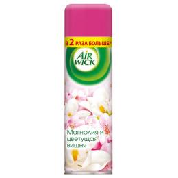 """Air Wick освежитель воздуха """"Магнолия и цветущая вишня"""", 500 мл"""