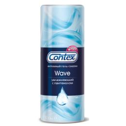 """Contex гель-смазка интимный """"Plus Wave"""" увляжняющий с пантенолом"""