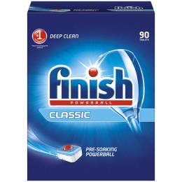 """finish средство для мытья посуды """"CLASSIC"""" в посудомоечных машинах"""