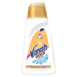 """Vanish пятновыводитель """"Gold Oxi Action. Кристальная белизна"""", отбеливатель, 1 л"""