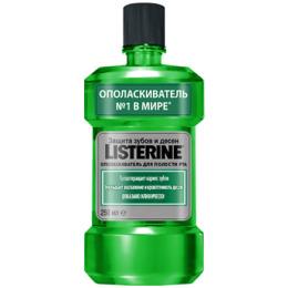 """Listerine ополаскиватель для полости рта """"Зеленый чай"""", 250 мл"""