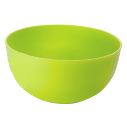 "Пластик центр салатник ""Galaxy"" 2.5 л, лайм"
