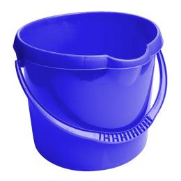 Svip ведро круглое 4л, синие