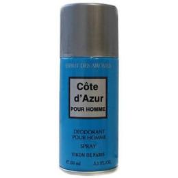 """Новая заря дезодорант парфюмированный для мужчин """"Лазурный берег"""""""