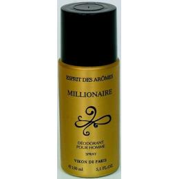 """Новая заря дезодорант парфюмированный для мужчин """"Миллионер"""""""