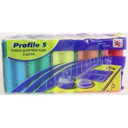 Чистое Удовольствие губки для посуды профильные