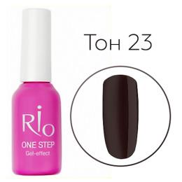 """Platinum Collection лак для ногтей """"Rio. One step gel-effect"""", 8 мл"""