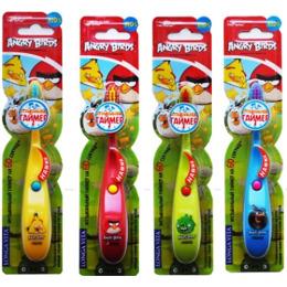 """Longa Vita зубная щетка """"Angry Birds"""" детская музыкальная от 3 лет"""