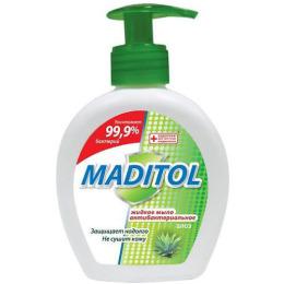 """Maditol мыло для рук """"Алоэ-вера"""" антибактериальное"""
