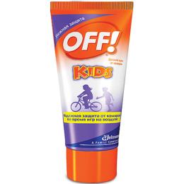 """Off! крем от комаров """"Детский"""", 50 мл"""