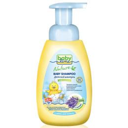 Babyline гель для купания с целебными травами, с первых дней жизни для детей  с дозатором, 250 мл
