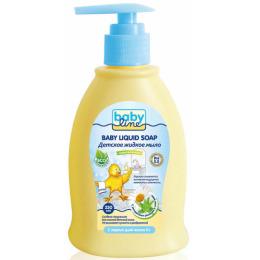Babyline жидкое мыло детское с дозатором, 250 мл