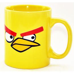 """Мфк кружка керамическая """"Angry Birds. Желтая птица"""" 300 мл"""
