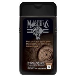 """Le Petit Marseillais гель для душа """"Можжевельник и экстракт папоротника"""" для мужчин, 250 мл"""