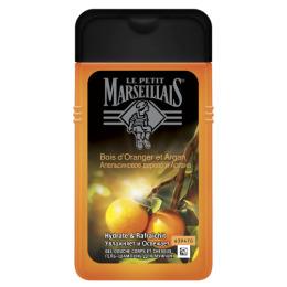 """Le Petit Marseillais гель-шампунь для мужчин """"Апельсиновое дерево и Аргана"""", 250 мл"""