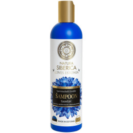 """Natura Siberica шампунь """"Loves Estonia. Васильки"""" для нормальных и ослабленных волос восстанавливающий"""