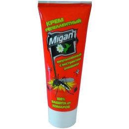 Migan крем от комаров, москитов, мошек с экстрактом ромашки