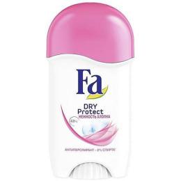 "Fa дезодорант-антиперспирант стик ""Dry Protect. Нежность хлопка"", 50 мл"