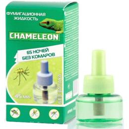 Chameleon дополнительный флакон от комаров 65 ночей без запаха