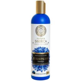 """Natura Siberica бальзам """"Loves Estonia. Васильки"""" для нормальных и ослабленных волос восстанавливающий"""
