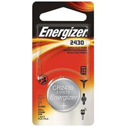 "Energizer батарейка ""CR2430 FSB2"" литиевая"