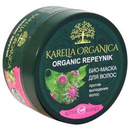 """Karelia Organica маска """"Organic. Repeynik. Против выпадения волос"""""""