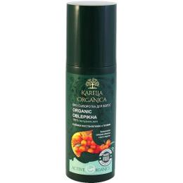 """Karelia Organica сыворотка для волос """"Organic. Oblepikha. Глубокое восстановление и питание"""""""