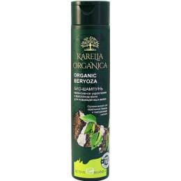 """Karelia Organica шампунь """"Organic. Beryoza. Интенсивное укрепление и восстановление"""""""