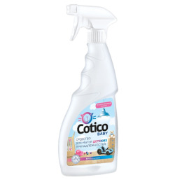 Cotico спрей для мытья детских принадлежностей