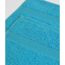 Ituma полотенце махровое, бирюзовое 40х70 см