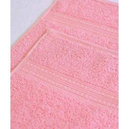 Ituma полотенце махровое, светло-розовое 50х90 см