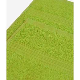 Ituma полотенце махровое, зеленое 50х90 см