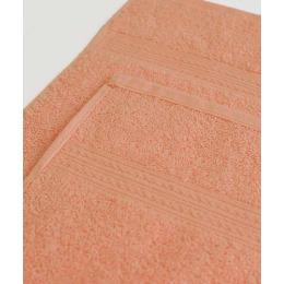 """Ituma полотенце махровое, """"Персиковый"""" 70х140 см"""