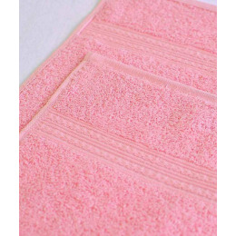 Ituma полотенце махровое, светло-розовое 70х140 см