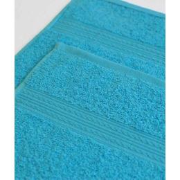 Ituma полотенце махровое, бирюзовое 70х140 см