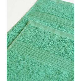 Ituma полотенце махровое, светло-зеленое 70х140 см