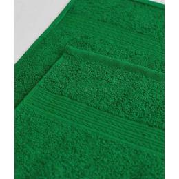 Ituma полотенце махровое, ярко-зеленое 70х140 см