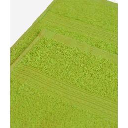 Ituma полотенце махровое, зеленое 70х140 см