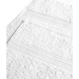Ituma полотенце махровое, белое 70х140 см