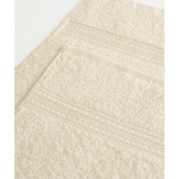 Ituma полотенце махровое, светло-кремовое 70х140 см