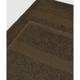 Ituma полотенце махровое, темно-оливковое 50х90 см