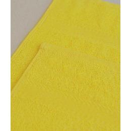 Ituma полотенце махровое, лимонное 50х90 см