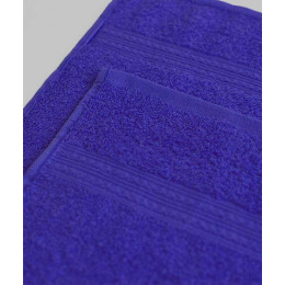 Ituma полотенце махровое, темно-синие 50х90 см