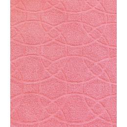 "Ituma полотенце махровое жаккард 50х100 см ""Коралловый"" рисунок 3"