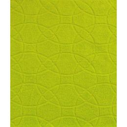 "Ituma полотенце махровое жаккард 50х100 см ""Яблочно-зеленый"""