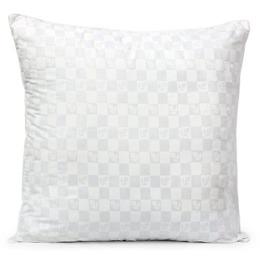 Мягкий сон подушка силиконизированное волокно 70х70 Бязь с молнией