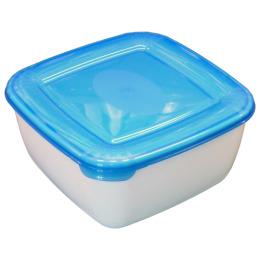 """Plast Team емкость для СВЧ и хранения продуктов """"Polar micro wave"""" квадратная  2,5 л"""